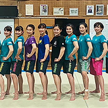 武庫川女子大学体操部様